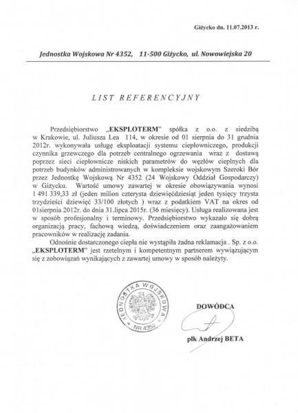 Referencje 60